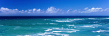 Waves in Ocean, Waikiki Beach, Oahu, Hawaii Islands, Hawaii, USA Photographic Print by  Panoramic Images