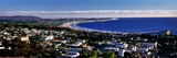 Elevated View of City at Waterfront, Ventura, California, USA Photographic Print by  Panoramic Images