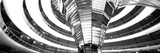 Interiors of a Government Building, the Reichstag, Berlin, Germany Photographic Print by  Panoramic Images