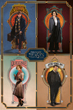 Fantastic Beasts- Key Cast Plakater