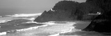 Lighthouse on a Hill, Heceta Head Lighthouse, Heceta Head, Lane County, Oregon, USA Photographic Print by  Panoramic Images