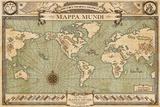 Fantastic Beasts- New Mappa Mundi Zdjęcie