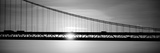 Sunrise Bay Bridge San Francisco Ca Usa Photographic Print by  Panoramic Images