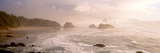Rock Formations in the Ocean, Ecola State Park, Cannon Beach, Clatsop County, Oregon, USA Photographic Print by  Panoramic Images