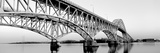 South Grand Island Bridges New York Usa Photographic Print by  Panoramic Images