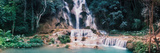 View of the Kuang Si Falls, Luang Prabang, Laos Photographic Print by  Panoramic Images