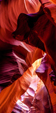 Upper Antelope Canyon Rock Formations, Page, Arizona, USA Photographic Print by  Panoramic Images