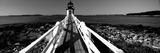Lighthouse on the Coast, Marshall Point Lighthouse, Built 1832, Rebuilt 1858, Port Clyde Photographic Print by  Panoramic Images
