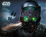 Star Wars: Rogue One- Death Trooper Close Up Posters