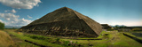 Teotihuacan Pyramids Archaeological Site in the Valley of Mexico, Mexico Photographic Print by  Panoramic Images