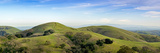 Road Leading on Top of a Hill, California, USA Photographic Print by  Panoramic Images