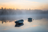 Loch Rusky, Perthshire, Scotland, United Kingdom, Europe Photographic Print by Karen McDonald