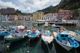 Marina Grande, Sorrento, Costiera Amalfitana (Amalfi Coast), UNESCO World Heritage Site, Campania Fotografie-Druck von Frank Fell