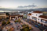 The Ayuntamiento Building at Parque Cespedes, Santiago De Cuba, Cuba, West Indies, Caribbean Photographic Print by Yadid Levy