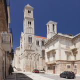 Cathedral, Giovinazzo, Bari District, Puglia, Italy, Europe Photographic Print by Markus Lange