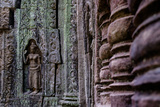 Ta Som Temple, Built in 12th Century by King Jayavarman Vii, Angkor Photographic Print by Nathalie Cuvelier