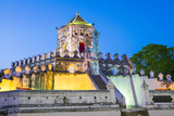 Phra Sumen Fort (Pom Pra Sumen) at Night, Bangkok, Thailand, Southeast Asia, Asia Photographic Print by Jason Langley