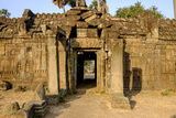 Vat Nokor, Angkorian Sanctuary Dated 11th Century, Kompong Cham (Kampong Cham), Cambodia, Indochina Photographic Print by Nathalie Cuvelier