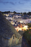 Trulli, Traditional Houses, Rione Monti Area, Alberobello, UNESCO World Heritage Site Photographic Print by Markus Lange