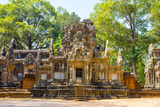 Chau Say Tevoda Temple Ruins, Angkor Archaeological Park, UNESCO World Heritage Site Photographic Print by Jason Langley