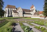 Herb Garden, St. Maria Und Markus Cathedral, Mittelzell Photographic Print by Markus Lange