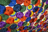 Umbrella Display in the Dubai Mall, Dubai, United Arab Emirates, Middle East Photographic Print by Fraser Hall