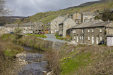 Muker, Upper Swaledale, North Yorkshire, Yorkshire, England, United Kingdom, Europe Photographic Print by Mark Mawson