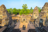 Pre Rup (Prae Roup) Temple Ruins, Angkor Archaeological Park, UNESCO World Heritage Site Photographic Print by Jason Langley