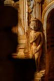 Detail, Inthein (Indein), Paya Shwe Inn Thein Photographic Print by Nathalie Cuvelier