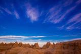 Sunrise at the Badlands, Black Hills, South Dakota, United States of America, North America Photographic Print by Laura Grier