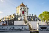 Phra Sumen Fort (Pom Pra Sumen), Bangkok, Thailand, Southeast Asia, Asia Photographic Print by Jason Langley