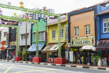 Colourful Shophouses in South Bridge Road, Chinatown, Singapore, Southeast Asia, Asia Photographic Print by Fraser Hall
