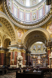 Interior of St. Stephen's Basilica (Szent Istvan-Bazilika), Budapest, Hungary, Europe Photographic Print by Ben Pipe