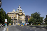 Deak Ferenc Square with the Former Anker Palace, Budapest, Hungary, Europe Photographic Print by Julian Pottage