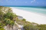 Sand Dunes at Playa Pilar, Cayo Guillemo, Jardines Del Rey, Ciego De Avila Province, Cuba Photographic Print by Jane Sweeney