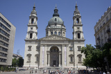 St. Stephen's Basilica, the Largest Church in Budapest, Hungary, Europe Photographic Print by Julian Pottage