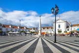 Marquis De Pombal Plaza, Vila Real De Santo Antonio, Algarve, Portugal, Europe Photographic Print by G&M Therin-Weise