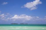 Playa Pilar, Cayo Guillermo, Jardines Del Rey, Ciego De Avila Province, Cuba Photographic Print by Jane Sweeney