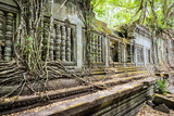 Prasat Beng Mealea Temple Ruins, Siem Reap Province, Cambodia, Indochina, Southeast Asia, Asia Photographic Print by Jason Langley