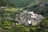 The Medieval Village of Piodao in the Serra Da Estrela Mountains, Piodao, Coimbra District Photographic Print by Alex Robinson