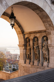 Fisherman's Bastion, Budapest, Hungary, Europe Photographic Print by Ben Pipe