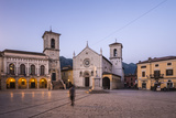 Piazza San Benedetto, Norcia, Umbria, Italy, Europe Photographic Print by Julian Elliott