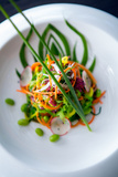 Spicy Thai Salad, Thailand, Southeast Asia, Asia Photographic Print by Alex Robinson
