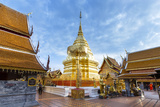 Doi Suthep Temple, Chiang Mai, Thailand, Southeast Asia, Asia Photographic Print by Alex Robinson