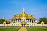 Moonlight Pavilion (Preah Thineang Chan Chhaya) of the Royal Palace, Phnom Penh, Cambodia Photographic Print by Jason Langley