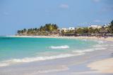 Las Coloradas Beach, Cayo Coco, Jardines Del Rey, Ciego De Avila Province, Cuba Photographic Print by Jane Sweeney