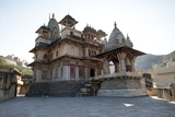 The Jagat Shiromani Hindu Temple, Dedicated to Shiva, Krishna and Meera Bhai Photographic Print by Annie Owen