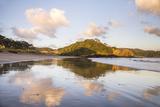 Otamure Bay at Sunrise, Whananaki, Northland Region, North Island, New Zealand, Pacific Fotografisk trykk av Matthew Williams-Ellis