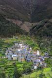 Piodao Village, Serra Da Estrela, Coimbra District, Portugal, Europe Photographic Print by Alex Robinson