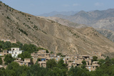 Mountainous Panjshir Valley Which Endures Six-Month Winters Photographic Print by Alex Treadway